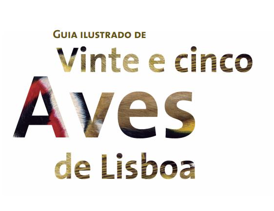 Guia de 25 aves de Lisboa