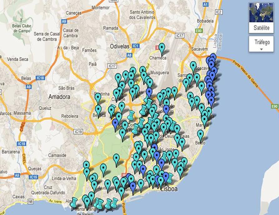 Mobilidade Elétrica em Lisboa