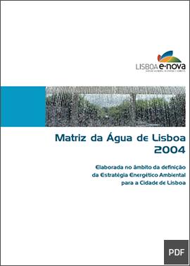 Matriz da Água de Lisboa (2004)