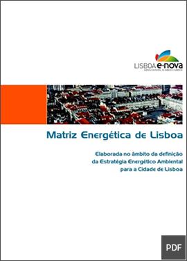 Matriz Energética de Lisboa (2002)