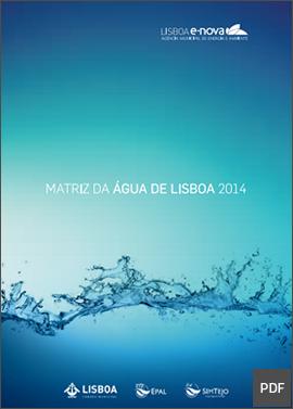 Matriz da Água de Lisboa 2014