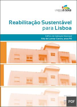 Manual Reabilitação Sustentável para Lisboa